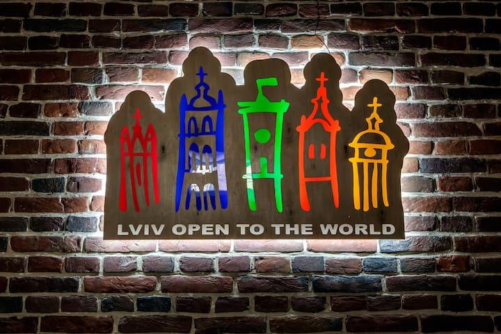 Квартира в историческом центре Львова