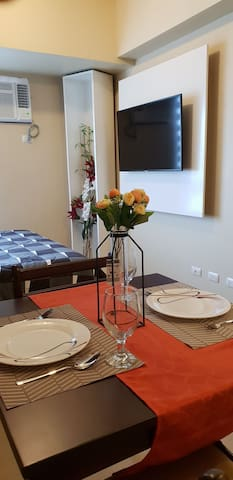 Affordable w/ homey ambiance in the city center.