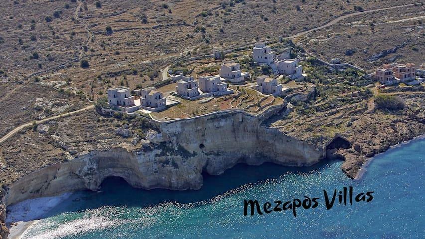 Mezapos Villa Antonis