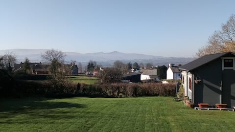 Llangorse Cottage, Brecon Beacons, Panoramic Views