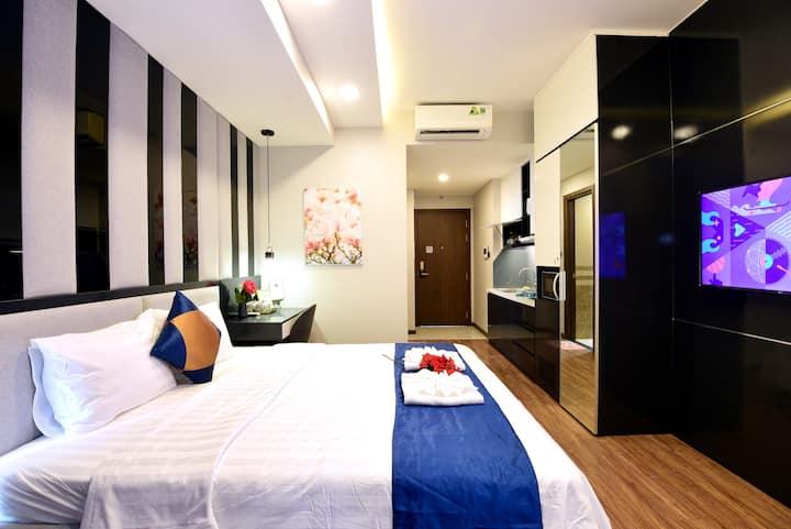 Elegant Home 7-Ben Thanh/Bui Vien-Pool Gym Netflix