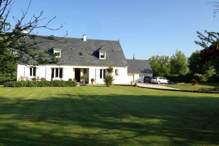 Maison cassine - Montebourg - House