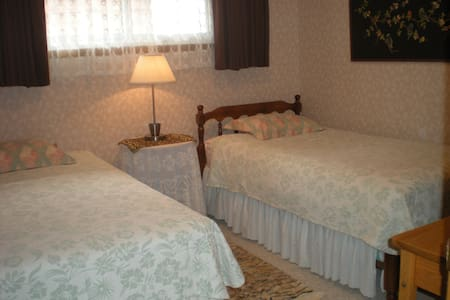 Private Twin Room - 2 beds - Welland - Penzion (B&B)