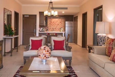 Luxury 2 Bedroom Suite on Loreto Beach Resort