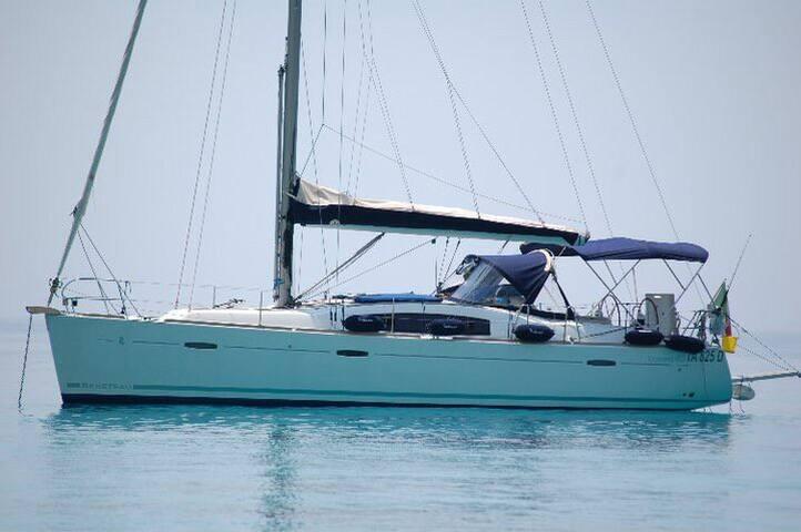 La rotta della Magna Grecia - Leuca - Boat