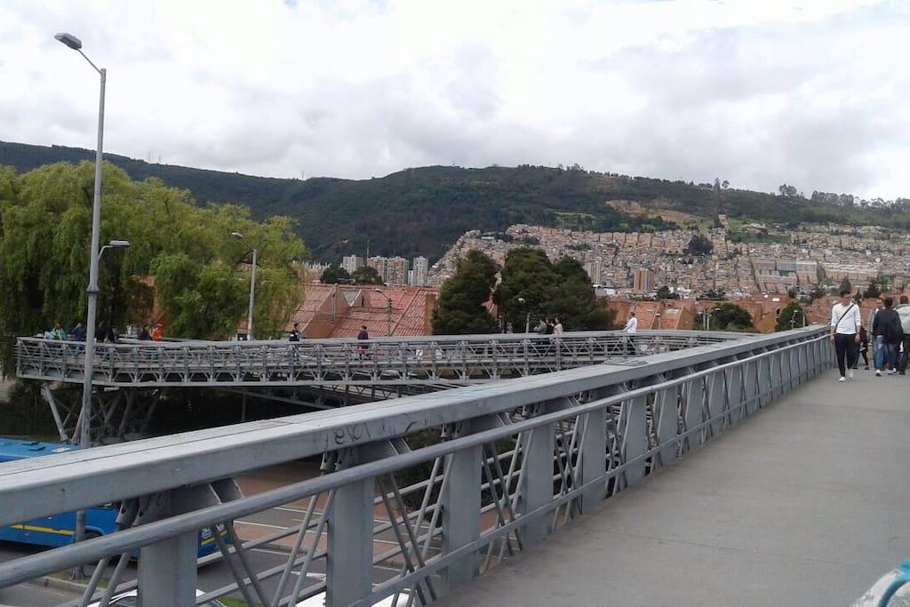 Norte de Bogotá Salida a Tunja