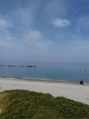 villa 300mt dal mare,svinc. autostr - Rometta Marea - Byt