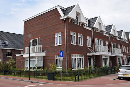 LONG TERM RENTAL in The Hague, UNFURNISHED