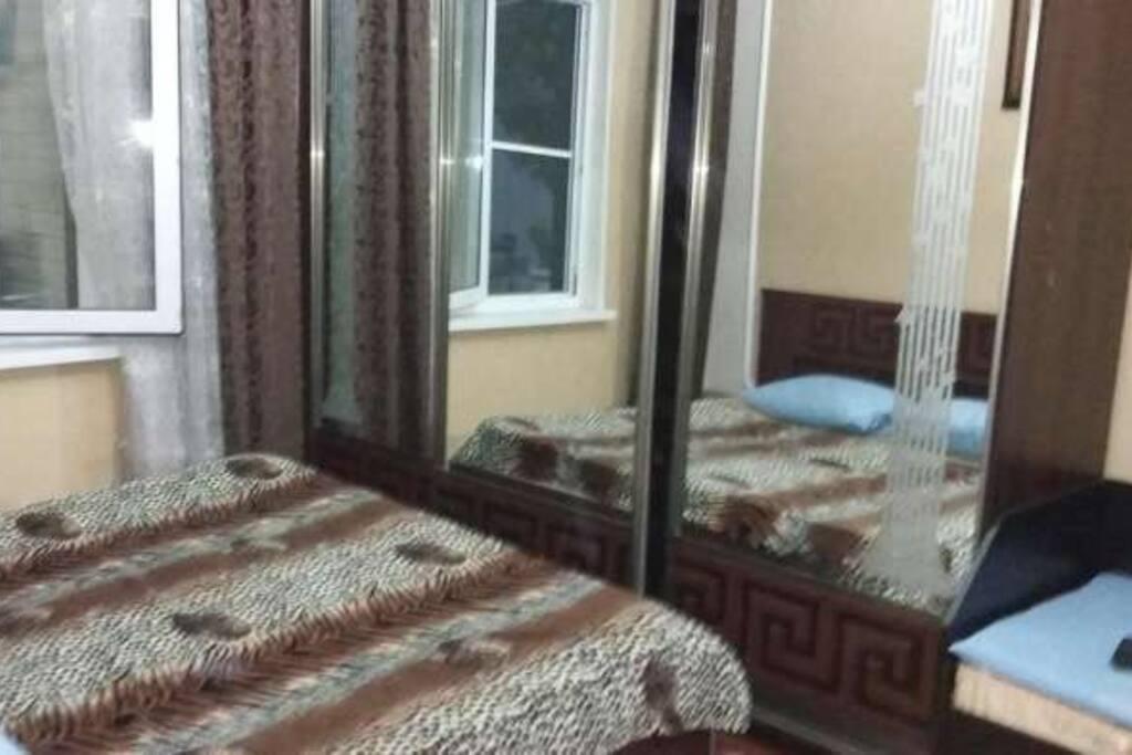 Большая спальня/big room (13 m²)