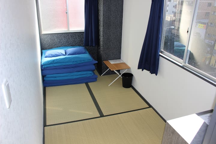 SUNPLAZA2 ANNEX(Japanese  Economy twin room)
