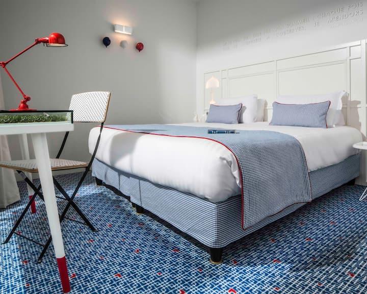 Hotel 34B*** - Duplex - Café da manhã