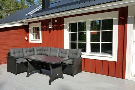 Boende i toppklass med Wifi - Luleå - Cabana