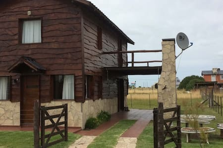 NEW FAMILY CABIN, WIFI, 300MTS TO THE SEA