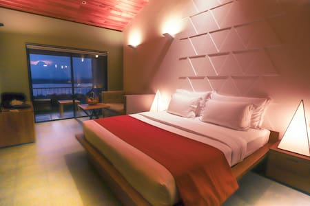 Deluxe Double Room With Chillout Balcony 50% OFF