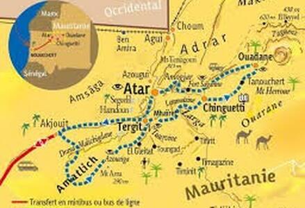 atar mauritanie