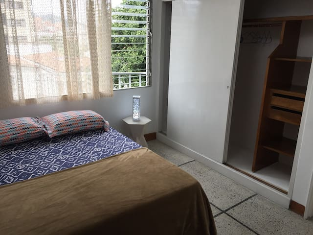 Private BedRoom and BathRoom / Medellin