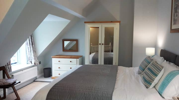 Comfortable private suite near Rutland Water