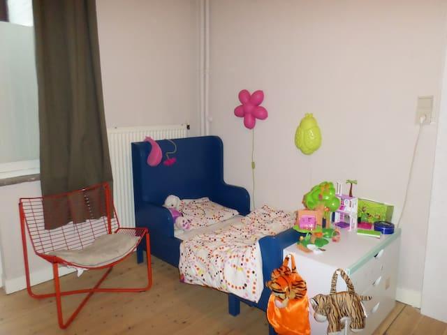 Cosy and modest apartment - Anderlecht - Apartamento