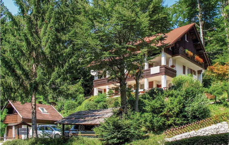 Holiday apartment with 1 bedroom on 41m² in Kranjska Gora
