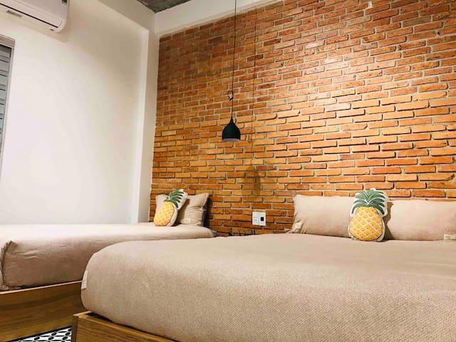 URI HOUSE★entire apt★bedroom & kitchen & garden