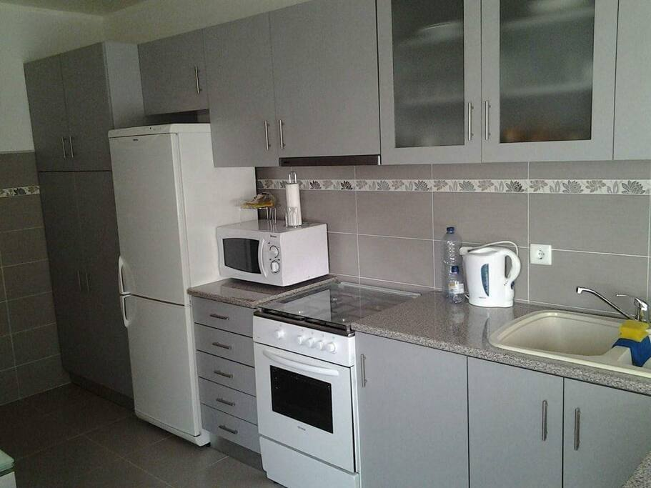 Cozinha equipada  2