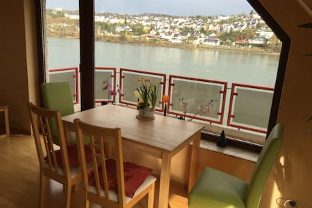 Homely apartment with view to rhine - Koblenz - อพาร์ทเมนท์