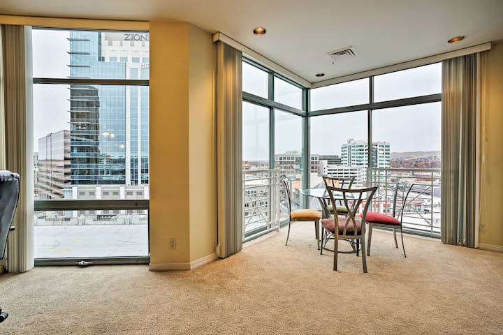 Charming High-Rise Condo in Downtown Boise!