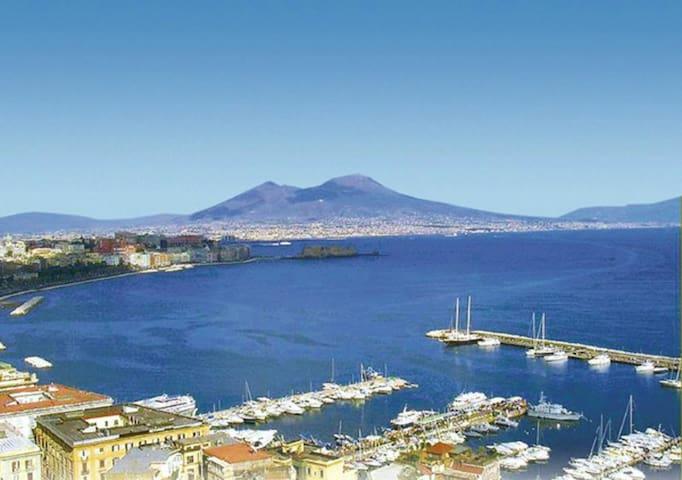 7 Tage Napoli und Umgebung - Castel Volturno - Rumah