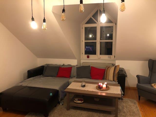 Moderne Wohnung im Kern Paderborns