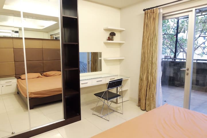1BR Apartment in Jakarta Residence, Thamrin