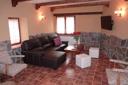 Casa Rural Casa de Siesta y Brisca - Manjabálago - Casa