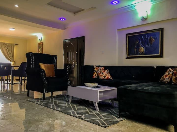 Amazing Oceanfront 2 bedroom apartment in Lekki 1
