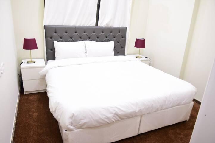 A Hotel Suite 2 bedroom 2 bathroom and reception