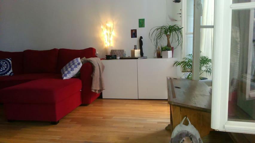 appartement 50m2 vieux corbeil - Corbeil-Essonnes - Lägenhet