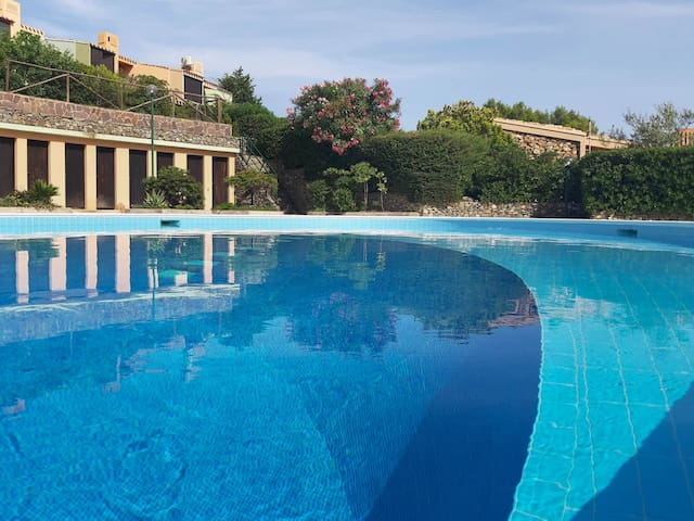 Villetta Lantana 150 metres from the sea