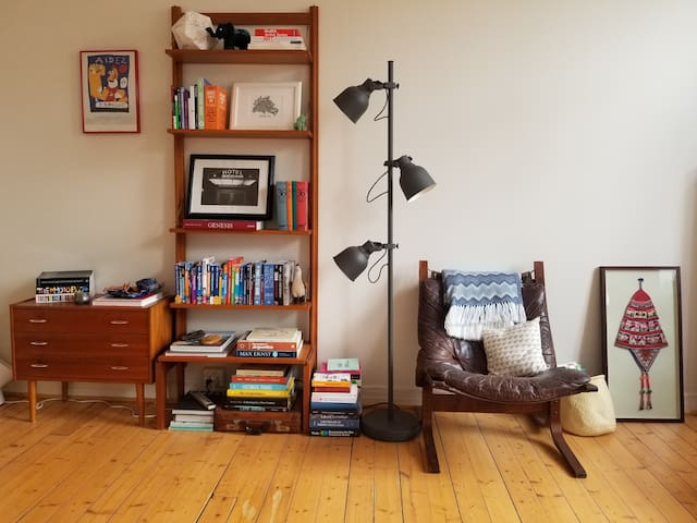 Central, Cozy Apartment in Lively St. Hanshaugen