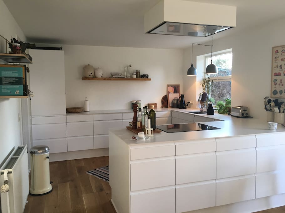 Kitchen with all facilities needed