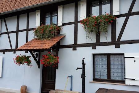 """""""Escale en Alsace""""  maison de 150m2 - Kogenheim"""