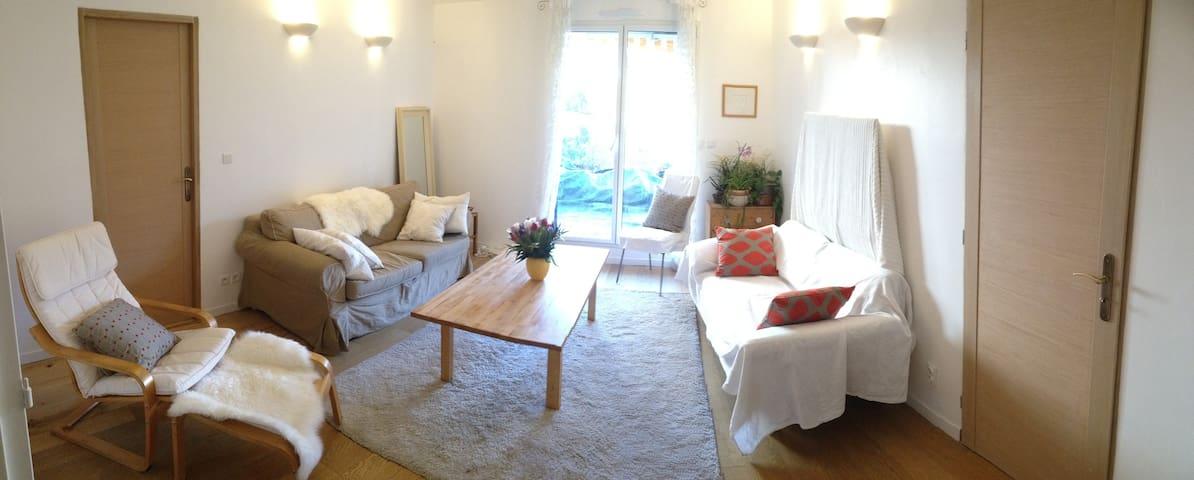 Chambre chaleureuse LYON - Lyon - Bed & Breakfast