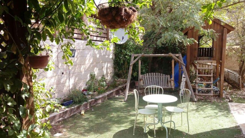 villa in kfar adomim - Kfar Adumim