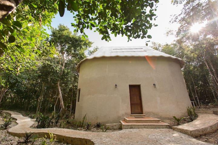EcoHut in the Yucatan Jungle! - Tulum - House