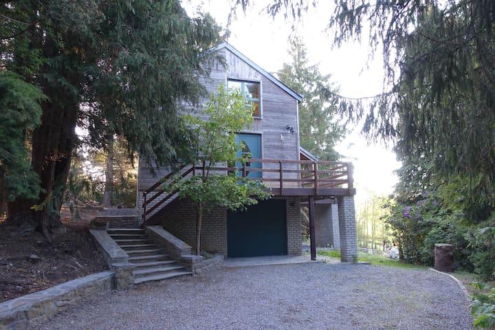 La Pantoufle, vakantiehuis met uitzicht