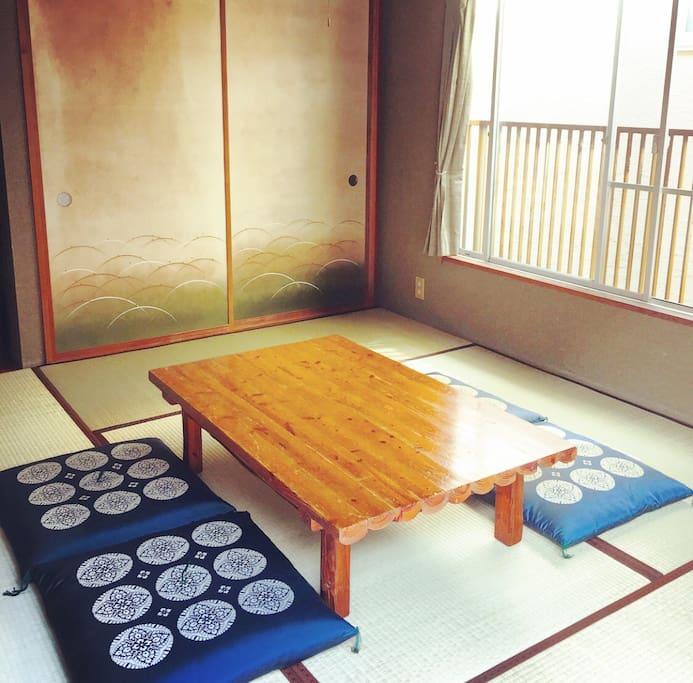 【竹chiku】6畳部屋