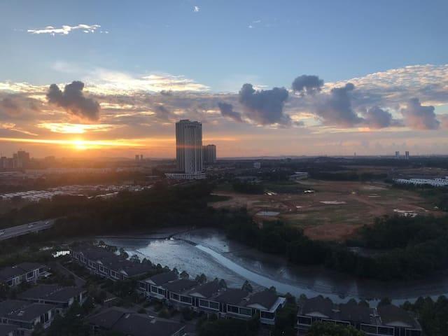 Senibong Cove WaterEdge Apartment Johor Malaysia