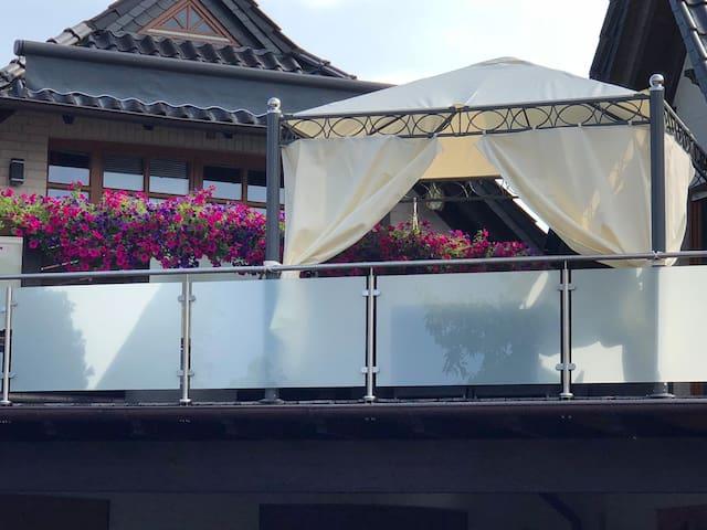 Deluxe Apartment 'Harmonie' mit Balkon - Nordsee