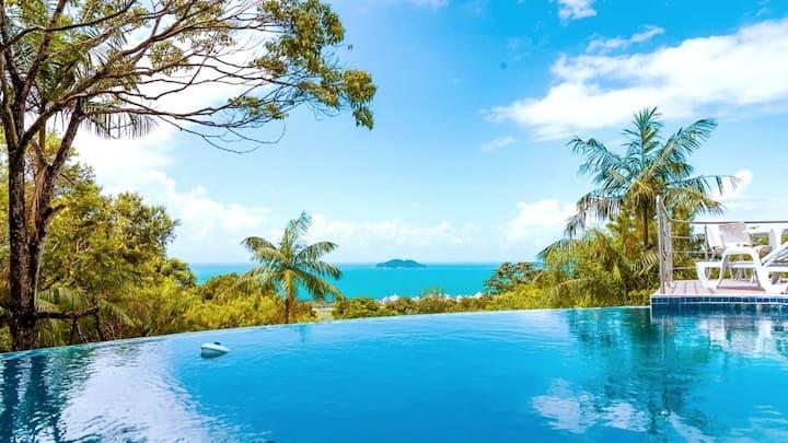 Sertão House conforto, natureza, relaxamento e paz