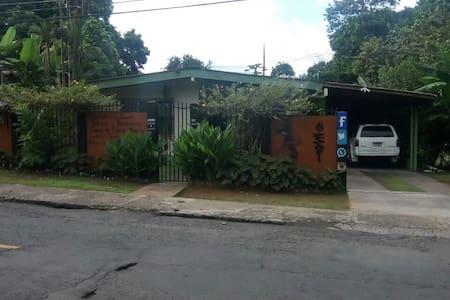 Casa Cultural La Guaricha - David - Haus