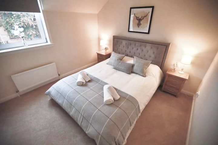 Highland city centre apartment in Inverness.
