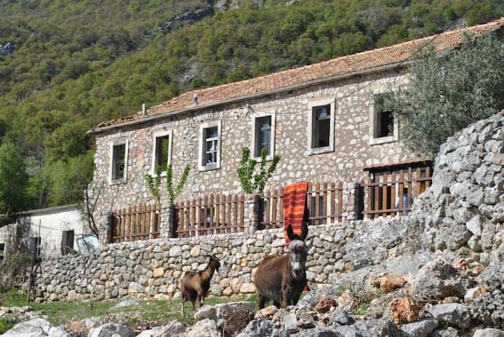 country house Velje Selo