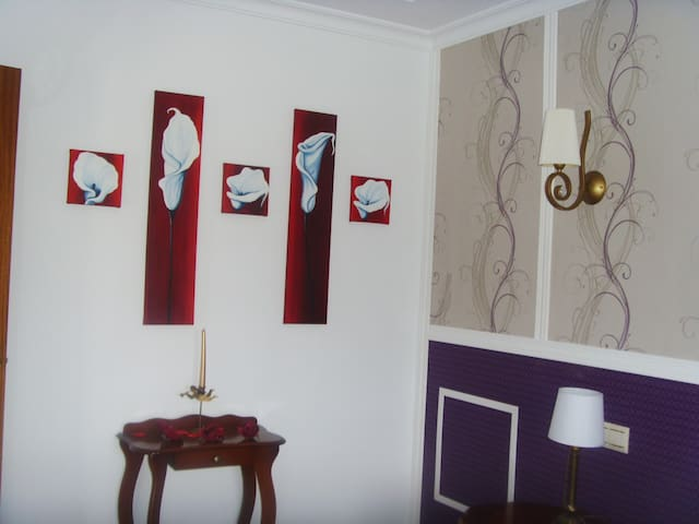 2;nd Twins-bedroom decoration
